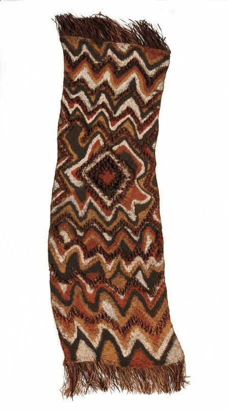 Ceremonial Rain Hood, Sepik Region New Guinea