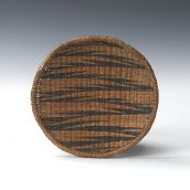 Tutsi Agakoko basketry Tray